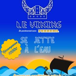 Viking concours couverture