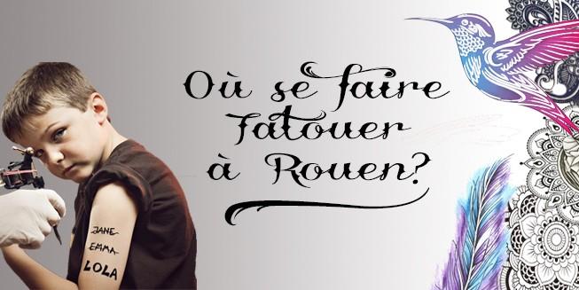 Tatouage à Rouen