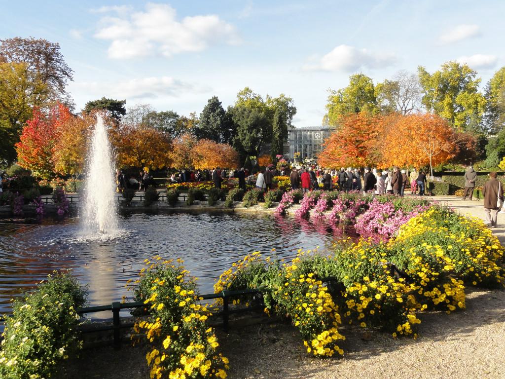 Les meilleurs endroits pour courir rouen le viking - Jardin des plantes aix les bains ...
