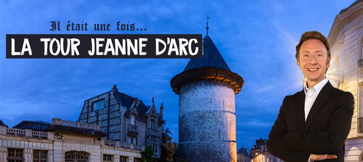IEUF - Tour Jeanne d'Arc