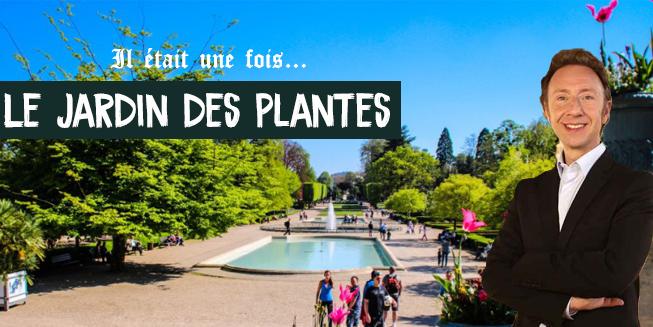 IEUF - Jardin des plantes