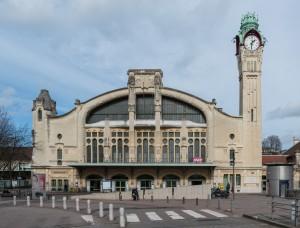 Gare de Rouen Rive-Droite, South View