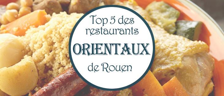 Top 5 restaurants orientaux Rouen Le Viking