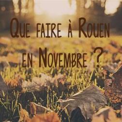 Que faire à Rouen en novembre guide Le Viking