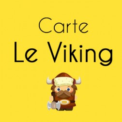 Carte Le Viking réductions guide gratuit de Rouen