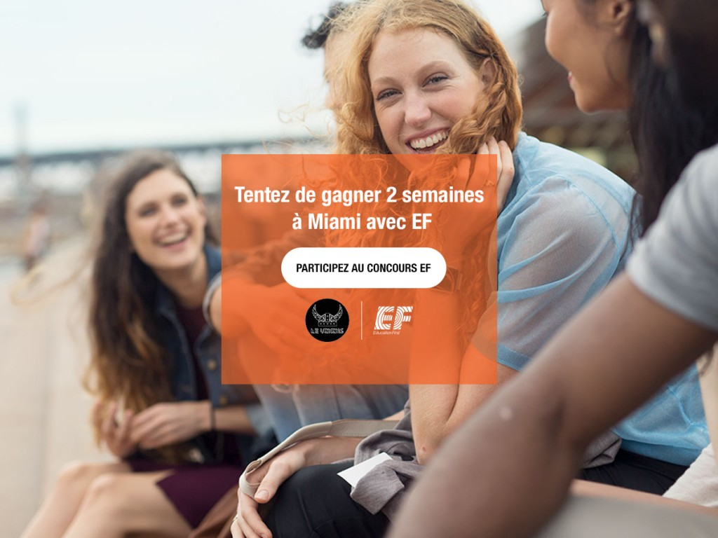 Jeu concours Le Viking Rouen guide gratuit Education First EF