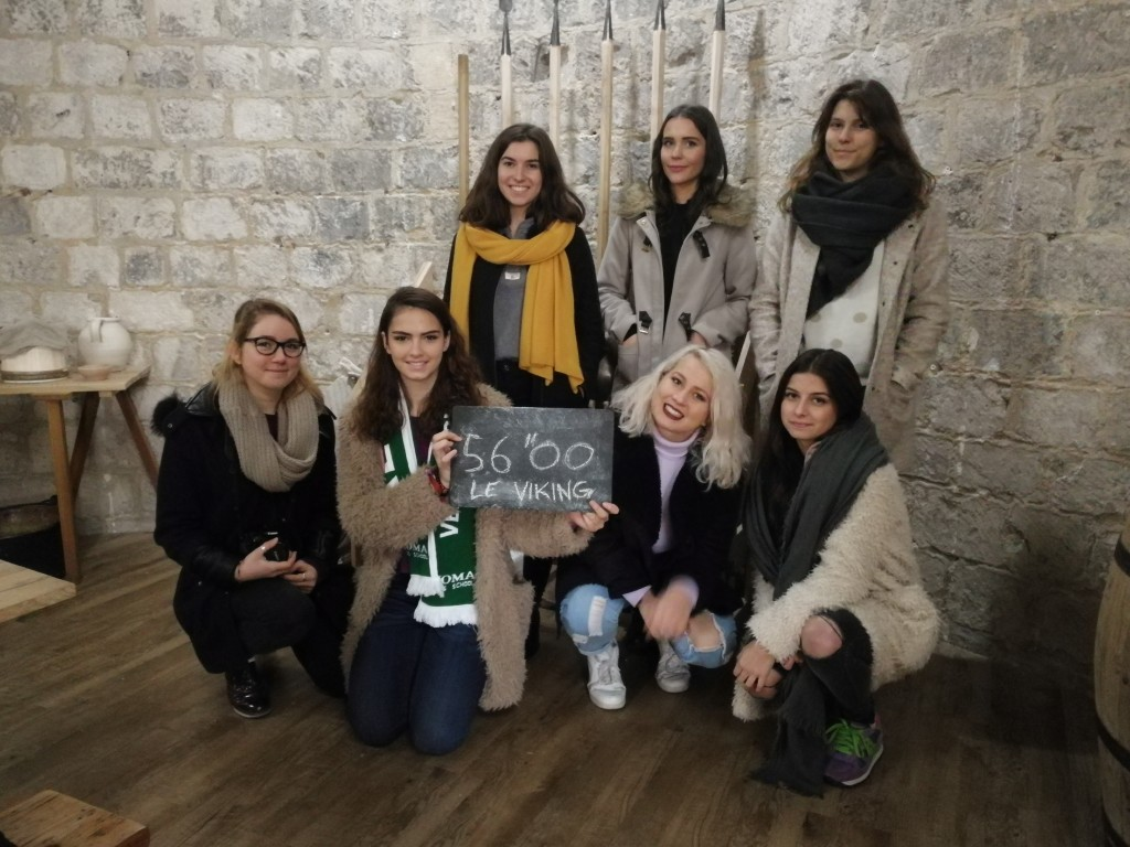 Escape Game Donjon de Rouen Le Viking guide